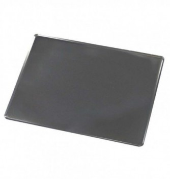 Plaque pâtissière aluminium revêtu antiadhérent