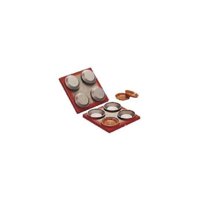 Moule chocolat Bonhomme de neige -170mm