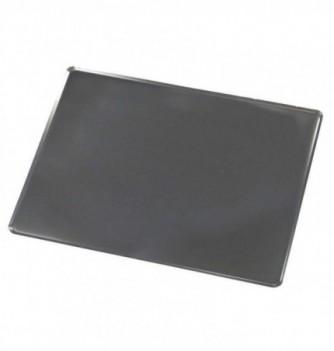 Grande plaque pâtissière aluminium revêtu antiadhérent