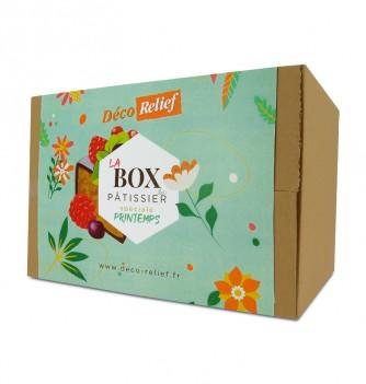 Box du Pâtissier spécial printemps