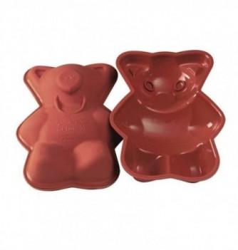 Silicone mold teddy 290x200x60mm