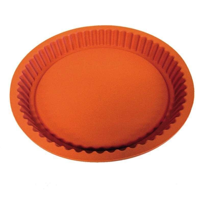 Moule chocolat ourson sur luge-175mm