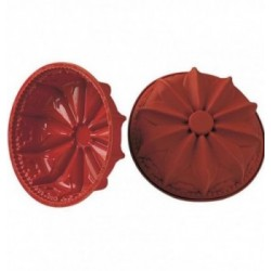 Moule silicone 6 lions 90x54x35mm