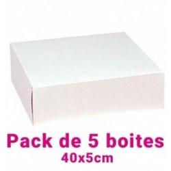 Moule Bûche Standard en Inox demi-rond 509x83x70mm