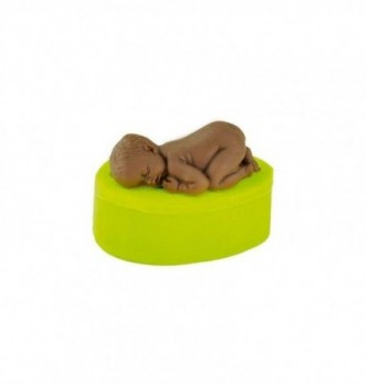 Silicone mold -Baby 60*35*35mm - -1pcs