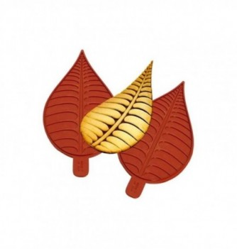 Silicone Mold - Medium Size Long Leaf Mold