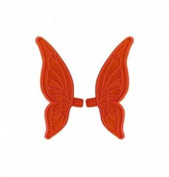 Moule Empreinte Silicone Aile Fine de Papillon Moyen Modèle