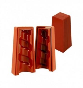 Silicone Mold - Twisted Vase