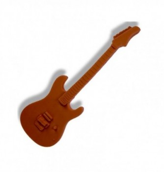 Moule Silicone Guitare à Plat
