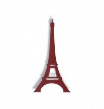 Moule Silicone Tour Eiffel à Plat