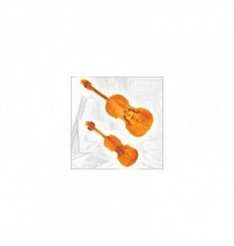 Silicone mold small & big violin