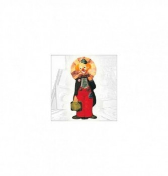 Moule Silicone Clown Ombrelle 180x75mm