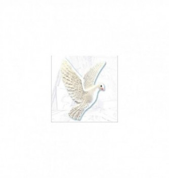 Silicone mold dove taking flight 140x105mm