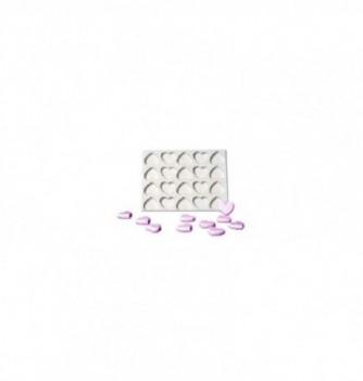 Moule Silicone 20 Cœurs 40x35mm