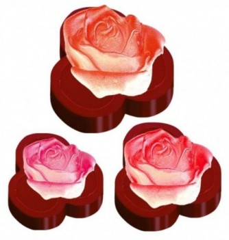 Moule Silicone Rose pour Modelage