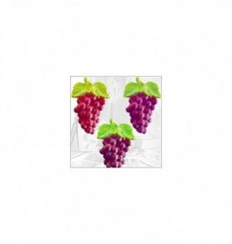 Silicone Mold - 3 Grapes