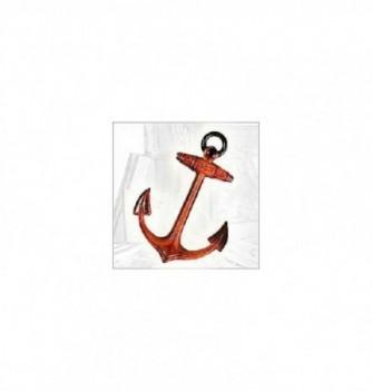Silicone mold Navy anchor 170x120mm