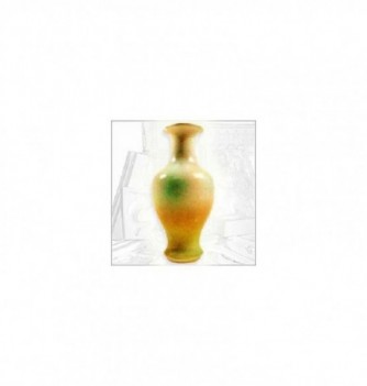 Silicone mold rounded vase 150x70x70mm