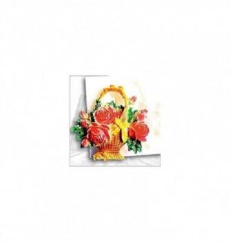 Moule Silicone Bouquets de Fleurs 75x70mm