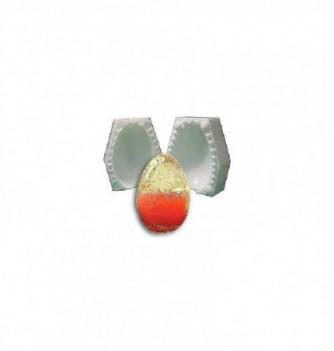 Silicone mold egg Diam.85x140mm