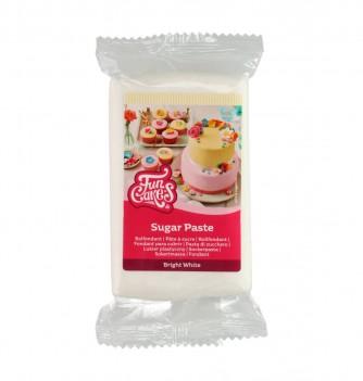 Bright white FunCakes Sugarpaste