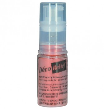 Pump'Shine - Red Metallic Coloring to Spray
