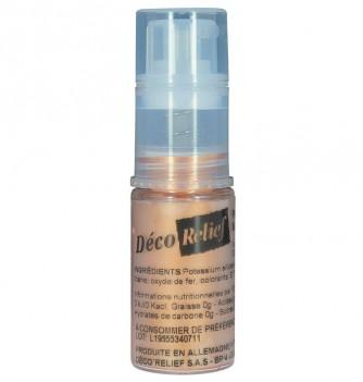 Pump'Shine - Bronze Metallic Coloring to Spray