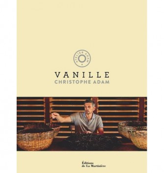 Christophe Adam Livre Vanille