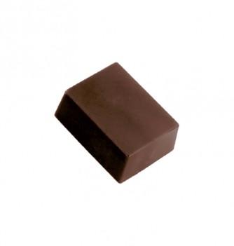 Chocolate mold perfect rectangle 24pcs 7g