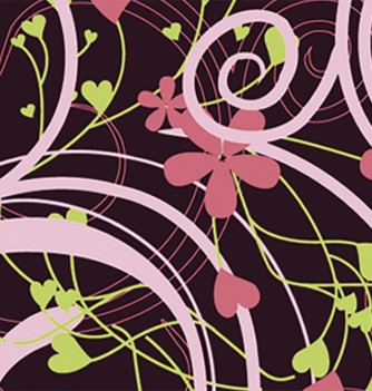 20 chocolate transfer sheets flowers