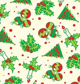Feuille Transfert Chocolat Sapin de Noël