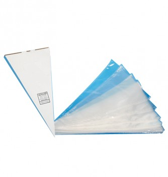 Box 100 disposable pastry bags 100 microns