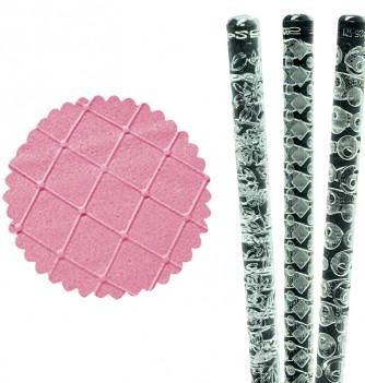 Relief Rolling Pin - Crisscross- Diam 25mm