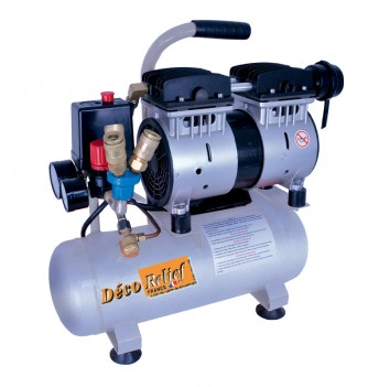 Electric compressor for chocolate