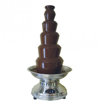 Chocolate fountain stainless steel 8 kg