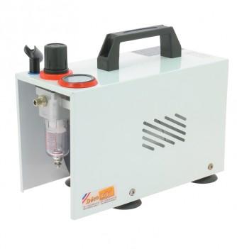 Airbrush Compressor Dim. 280x140x225mm - 4 kg