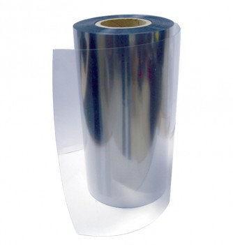 Roll of plastic for thermoforming machine 0.8mm h300mm