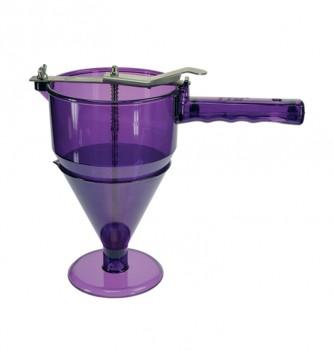 Plastic funnel & Support 1,2L