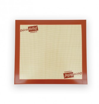 Silicone baking mat 390x350mm