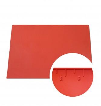 TAPIS  Silicone lisse 600 x 400 gradué en cm