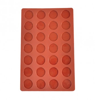 Plaque a Macaron en Silicone Epaisseur 2mm