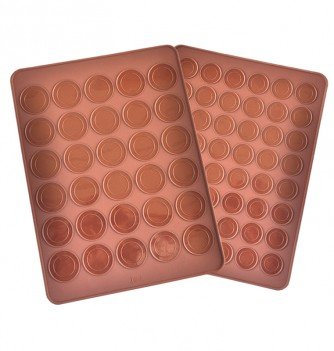 Silicone Mat - Double side - Special macarons