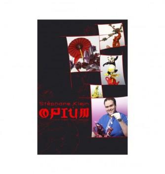 Livre Travail du Sucre : Opium chapitre 3 (Stéphane Klein)