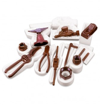 Moule Silicone Kit Outils Enclume