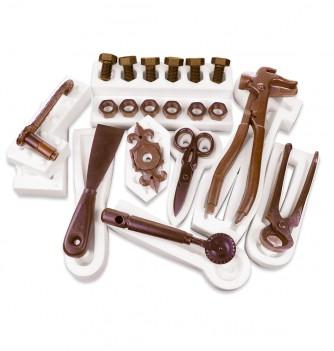 Moule Silicone Kit Outils et Accessoires
