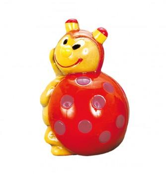 Chocolate mold ladybug 162mm