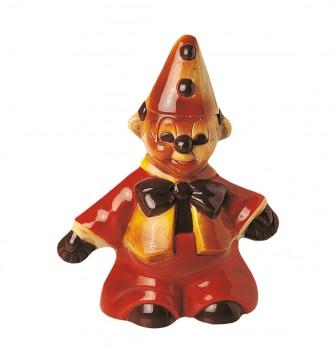 Chocolate mold clown 242mm