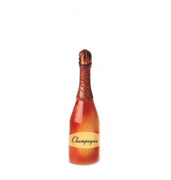 Chocolate mold champagne bottle 5 pcs 125mm