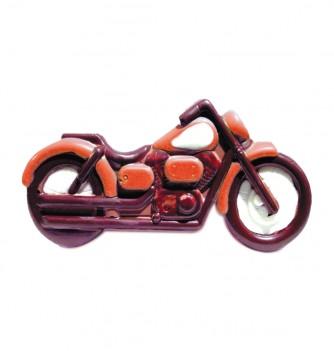 Moule Chocolat Moto 30cm