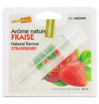 Natural Flavor Strawberry 30ml